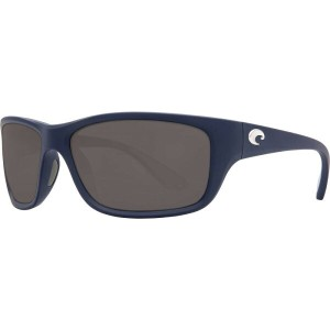 コスタ レディース メガネ・サングラス【Tasman Sea 580P Sunglasses - Polarized】Matte Dark Blue Gray 580p