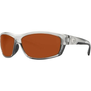 コスタ メンズ メガネ・サングラス【Saltbreak 580G Sunglasses - Polarized】Silver Copper