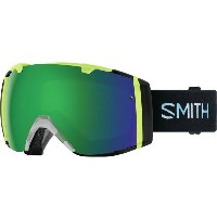 スミス メンズ スキー・スノーボード ゴーグル【I/O Chromapop Goggles with Bonus Lens】Squall/Chromapop Sun Green Mirror...