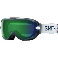スミス レディース スキー・スノーボード ゴーグル【Virtue ChromaPop Goggles】Thunder Composite/Chromapop Everyday Green Mirror