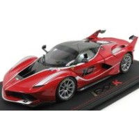 BBR 1:18 2015年モデル フェラーリ FXX-K FERRARI - FXX-K N 88 2015 - OPENING - APRIBILE - CON VETRINA - WITH...