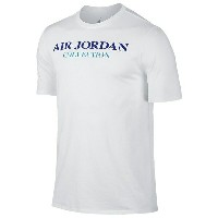 ナイキ ジョーダン メンズ Nike Jordan 10 X Collection T-Shirt Tシャツ White/Concord