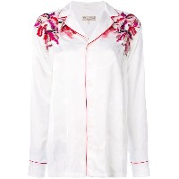 Emilio Pucci - sequin-embellished shirt - women - ビスコース/シルク - 46