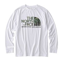 ノースフェイス(THE NORTH FACE) L/S Dome Tee NT81740 (W) M