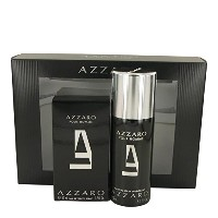 AZZARO by Loris Azzaro Gift Set -- 1.7 oz Eau De Toilette Spray + 5 oz Deodorant Spray