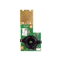 Third Party - PCB Bouton Power + Radio Fréquence Xbox 360 Slim - 0583215008417