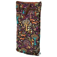 Planet Wise Hanging Wet/Dry Bag, Jewel Woods by Planet Wise