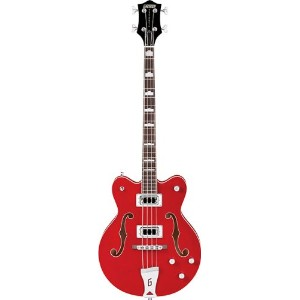 Gretsch Electromatic Collection G5442BDC Transparent Red