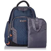 Columbia Navy Summit Rush Backpack Diaper Bag by Columbia