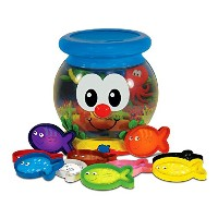 The Learning Journey Learn with Me, Color Fun Fish Bowl [並行輸入品]