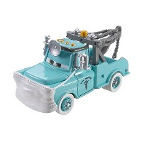 "MATTEL Disney-PIXAR ""CARS TOON"" RESCUE SQUAD MATER ""DR.MATER WITH MASK UP"" マテル ディズニー/ピクサー「カーズ トゥーン」..."