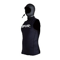 Rip Curl Flash Bomb Hooded Wetsuit Vest [並行輸入品]