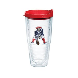 Tervis NFL個々Tumbler with Lid 24-Ounce クリア COMINHKG026351
