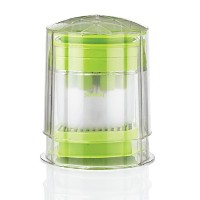 Sunkist 3- in - 1Citrusカッター/ Wedger、French Fry / vegetable slicer、Apple Wedger /芯抜きwithステンレススチールブレ...