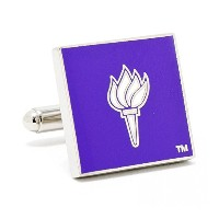 New York University Bobcats Cufflinks