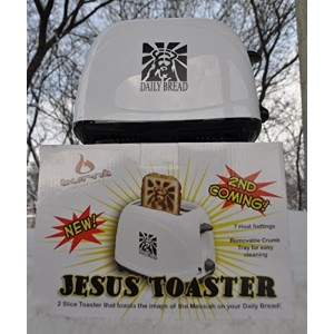 The Jesus Toaster by Burnt Impressions
