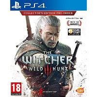 The Witcher 3 Collectors Edition for Playstation 4