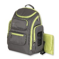 Jeep Perfect Pockets Back Pack, Green by Jeep [並行輸入品]