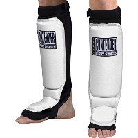Contender Fight Sports MMA Muay Thai Kickboxing Protective Grappling Shin Guards XL