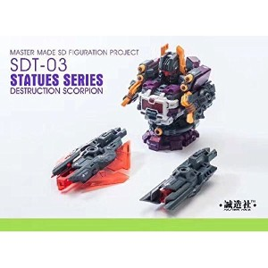 MASTER MADE SD FIGURATION PROJECT SDT-02アップグレードキット [並行輸入品]