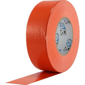 ProTapes Pro Duct 120 PE-Coated Cloth Premium Industrial Grade Duct Tape, 60 yds Length x 2 Width,...