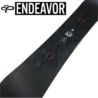 156cm/17 ENDEAVOR Clout スノーボード スノボー ボード 板 日本正規品 2016-2017