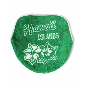 CULTURE MART トイレカバー TOILET COVER WASH / HAWAII ISLANDS 101263-2