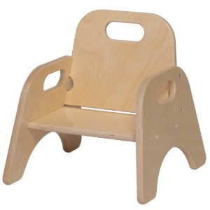 """Steffy Wood Products 5"""" Toddler Chair"""