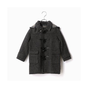 【SALE(伊勢丹)】 COMME CA FILLE/コムサ・フィユ  ダッフルコート(0528UC01) グレー 【三越・伊勢丹/公式】 キッズファッション~~その他
