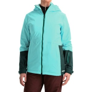 メーカー レディース スキー・スノーボード アウター【Crossover Ski Jacket - Waterproof, Insulated, RECCO】Ice Blue