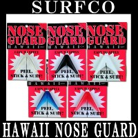 HAWAII NOSEGUARD ノーズガード ショートボード用 クリアー