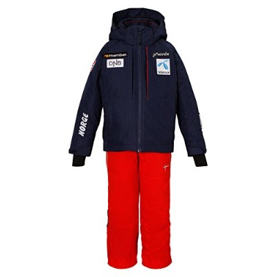 phenix(フェニックス) Norway Team Kid'S 2Piece PS7G22P70 NV 120