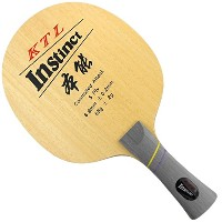 KTL Instinct ( l-1008、l1008、L 1008) Controlled Attack Table Tennisブレードfor Ping Pong Racket、ロング(...