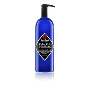 Jack Black All-Over Face, Hair and Body Wash 975 ml