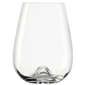 16.75oz Vulcano Wine Glass 2pk