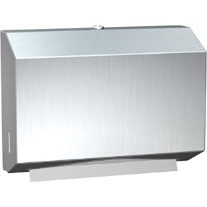 Traditional Surface Mount Petite Paper Towel Dispenser by American Specialties [並行輸入品]