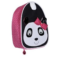 C.R. Gibson Kids Insulated Lunch Bag, Panda by C.R. Gibson
