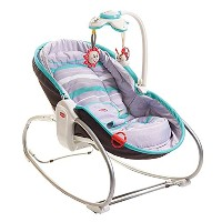 Tiny Love 3-in-1 Rocker Napper Bedding, Turquoise by Tiny Love [並行輸入品]
