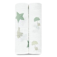 Aden + Anais Swaddle Blanket - Up, Up & Away by aden + anais