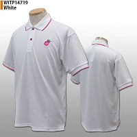 """""""WOMEN'S IN THE PAINT ウーマンズインザペイント ポロシャツ WITP14719(WHT,XS)"""""""
