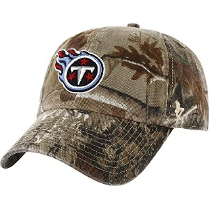' 47Brand Tennessee Titans NFLリアルツリーカモClean Upキャップ