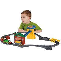 Fisher-Price Thomas the Train TrackMaster Sort & Switch Delivery Set