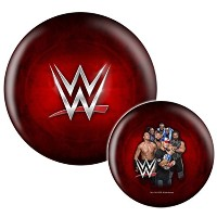 WWEレッスルマニアロゴBowling ball- Limited Edition