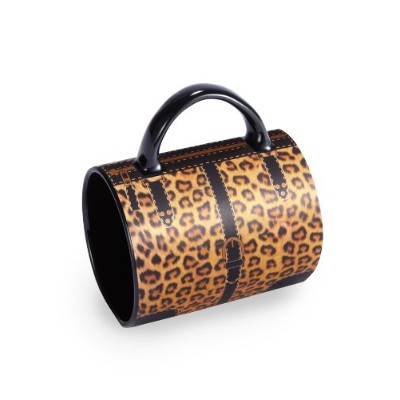 Wild Eye Leopard Hand Bag Mug