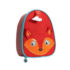 C.R. Gibson Kids Insulated Lunch Bag, Fox by C.R. Gibson