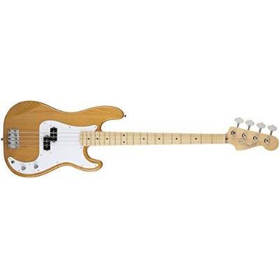 Fender エレキベース MIJ Hybrid '50s Precision Bass®, Maple, - Vintage Natural
