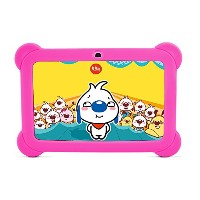 YUNTAB(JP)7インチタブレットPC Q88 tablet pc 1.5GHz Quad-core Android 4.4 HD1024*600 google play/WIFI (ピンク...