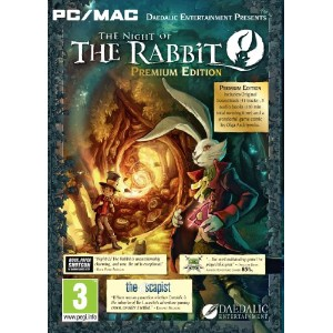 The Night of the Rabbit Premium Edition (PC DVD) (輸入版)