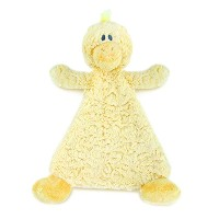 Nat and Jules Rattle Blankie, Daddles Duck by Nat and Jules