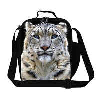 CrazyTravel Travel Cooler Thermal Lunch Bag Tote Box Container With Water Holder Pocket by...